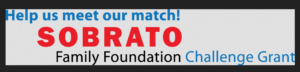 Sobrato Family Foundation Challenge Grant